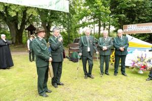 Uroczystość 50 lecia Koła Łowieckiego im. Wojskiego w Gdyni